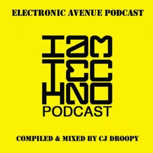 Сj Droopy - Electronic Avenue Podcast (Episode 187)
