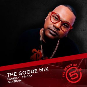 #GoodeMix - DJ Sebastian - 25 July