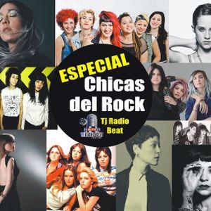 Especial Chicas del Rock ►Marzo,26