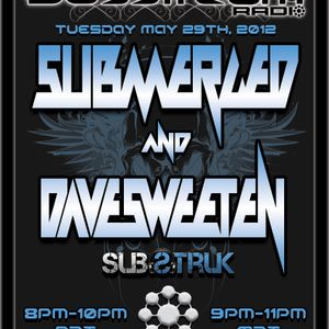 Basstream Radio on Glitch.FM 117 - VA Mixed by Dave Sweeten
