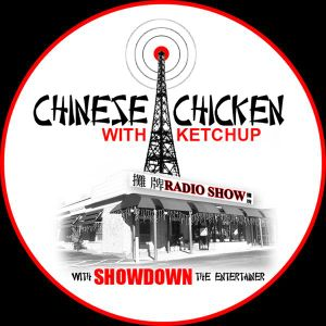 Chinese Chicken With Ketchup radio old school