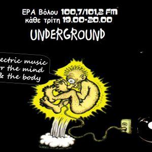 underground 28 june