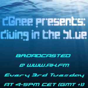 D@NEE Presents Diving In The Blue 135 @ AfterHours.FM