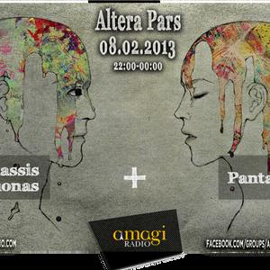Altera Pars 8/2/13  Θανάσης Χειμωνάς & Pantallu 80's