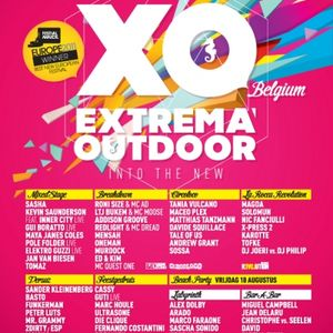 Solomun - Live @ Extrema Outdoor 2012, Bélgica (11.08.2012)