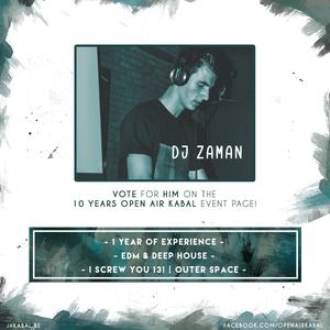 #DJ Zaman