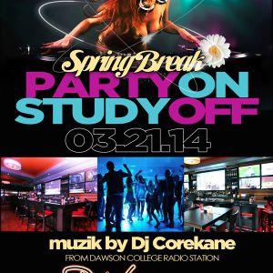 Roaster's Spring Break Party 12-2am set Part 2