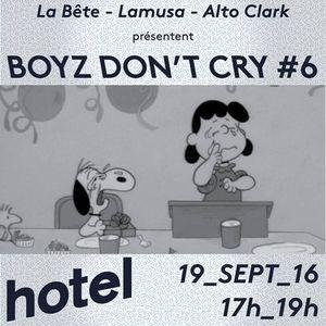 Alto Clark And Friends Lamusa & La Bête  - 19:10:2016