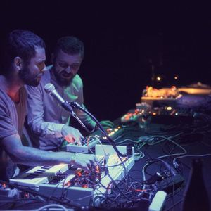 Juan disko a Tom Holič live at Hairmusik