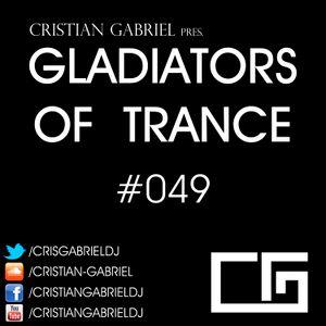 Gladiators Of Trance #49 (08.06.2012) - Cristian Gabriel