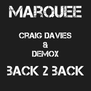craig davies & demox xmas b2b mix for marquee