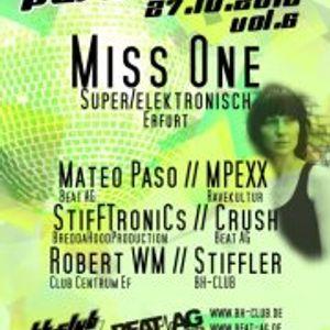 DJ DaLux @ BH-Club - 27.10.12