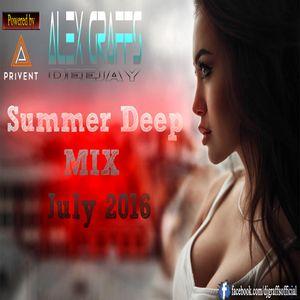 DJ Alex Graffs - PRIVENT Summer Deep MIX (July 2016)