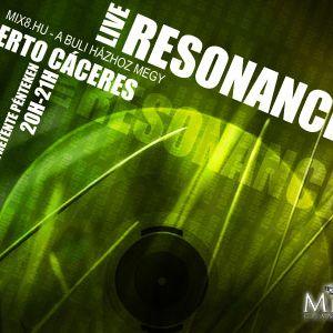 Roberto Cáceres - Resonance Mix 2010.10.22 @ www.mix8Tv.com
