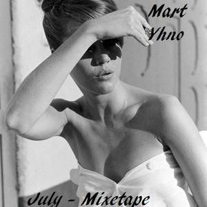 Mart Yhno - Mixtape #4 - July 2012