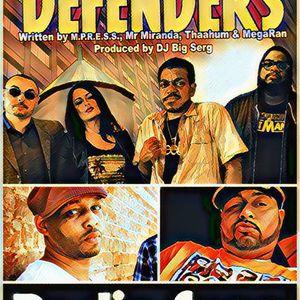 TJ SupaHype LFTF - Thaahum/Defenders Tribute -Mega Ran, MPRESS, Serg, Miranda, AZ Kim Butta 8/15/17