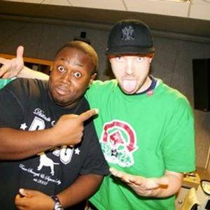 DJ MK & SHORTEE BLITZ -SUNDAY NIGHT HIP HOP SHOW JUNE 13TH 2011