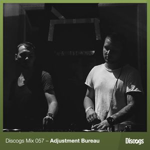 Discogs Mix 57- Adjustment Bureau
