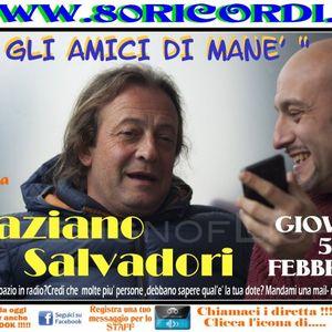 intervista Graziano Salvadori Gli Amici di Manè