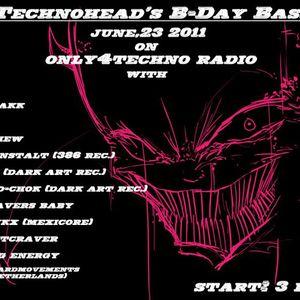 Badeanstalt @ Technohead´s B-Day Bash on Only4Techno Radio 23.06.2011