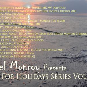 Open for Holidays Series Vol. 4 by Angel Monroy