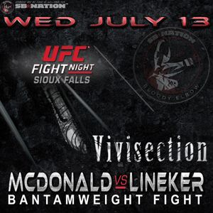 The MMA Vivisection- UFC Sioux Falls Picks, Odds, And Analysis