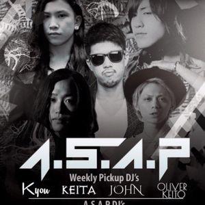 A.S.A.P New Year Mix 2016 Mixed by DJ YO-SUKE