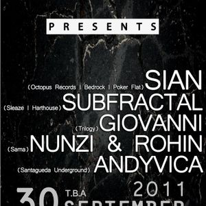 AndyVica Live @  Sama + Trilogy Present  Sian 09-30-2011