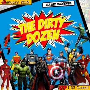 Dirty Dozen Ep.1 ft DJ Cueball
