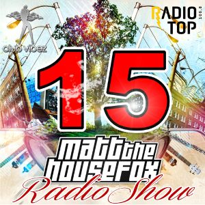 MATT THE HOUSE FOX radio show @ clubvibez EPISODE 015