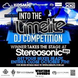 Into the Limelite DJ Competition 2013 (AJ Mix)