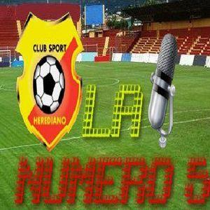 La Numero 5 - 30/10/2012