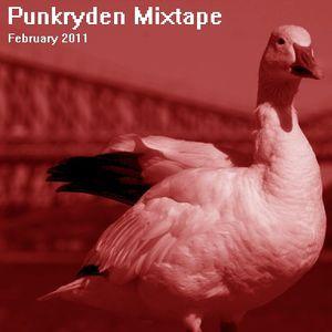 Punkryden Mixtape : February 2011