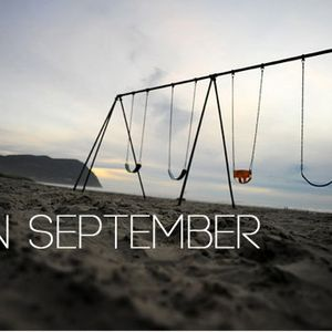 I'm on the swing in September