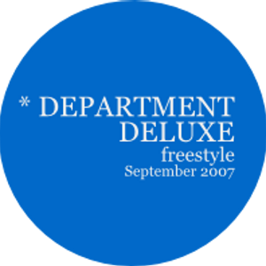 DEPARTMENT DELUXE freestyle - #56