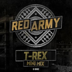 T-Rex Red Army Mini-Mix