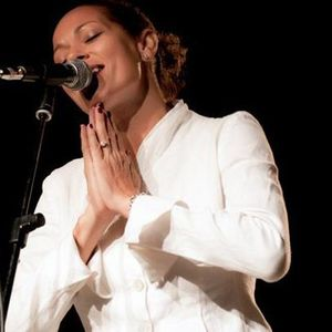 Rosalia De Souza in concerto @Eutropia2014 11/9 - Intervista di Maria Grazia Becherini