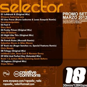 Selector 18 [March 2012]
