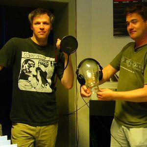 dead wax markings - radio show (soulsender.de) / dec 2009, pt. 1 (guest: Marc Ian Lansley)