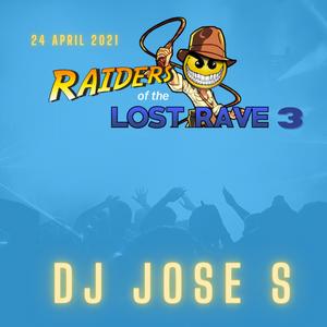 DJ JOSE S - Old Skool Hardcore set live at Raiders of the Lost Rave 3