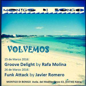 FunkAttack 26 marzo 2016 DJ Javi Romero Part II