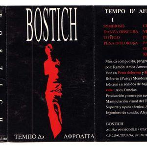 Cautivos Podcast 014 - Bostich - Templo D' Afrodita (1992)