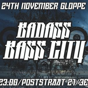 Cannibal Monkey - Bad Ass Bass City promo mix