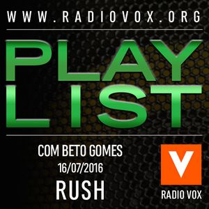 Playlist Vox 30 - Rush