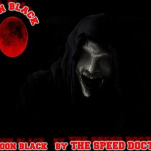 Moon Black ep. by THE SPEED DOCTOR.