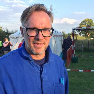 A chat with Charlie Gladstone. One of the founders of @TheGoodLifeExp