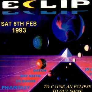 Grooverider @ Eclipse 06th February 1993 (Side 2)