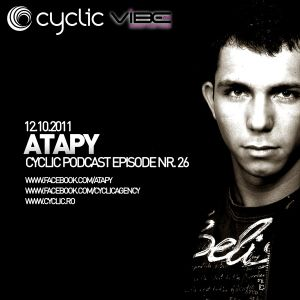 Cyclic Podcast Episode Nr 26 - Atapy - 12.10.2011