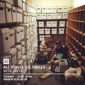 All Styles All Smiles w/ Javybz - 14th July 2015