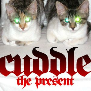 Cuddle the Present - eclectic electro mix for 50 Pound Note